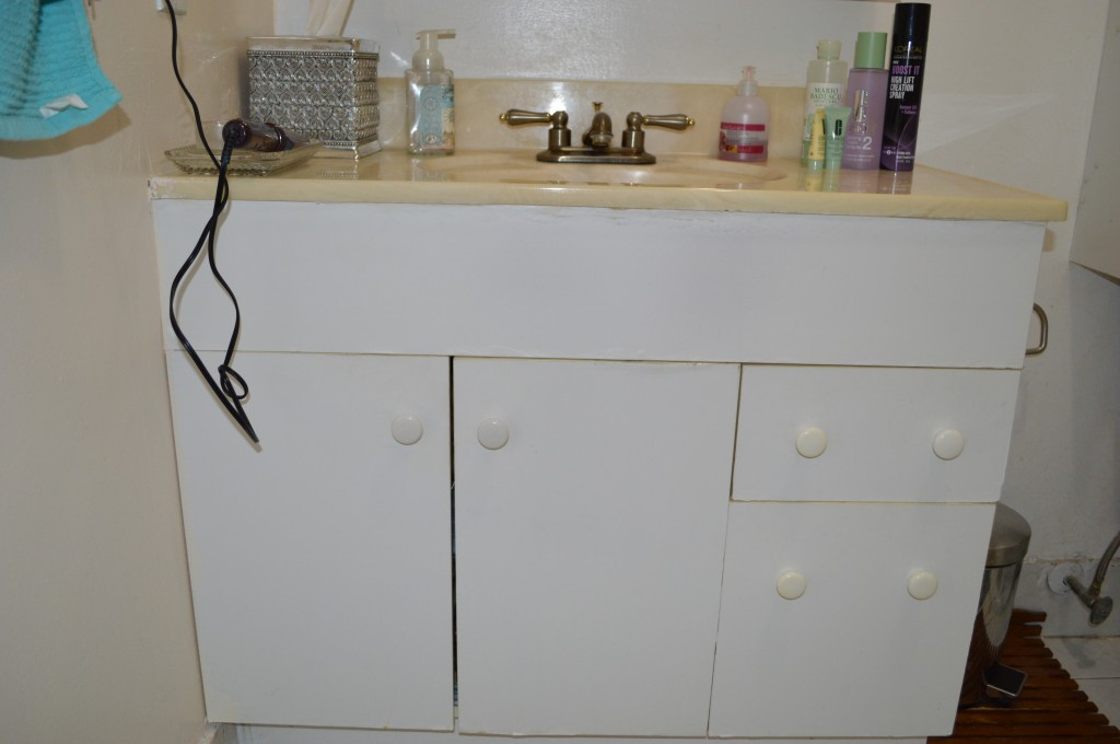 Love Organizing : Bathroom – Under Sink