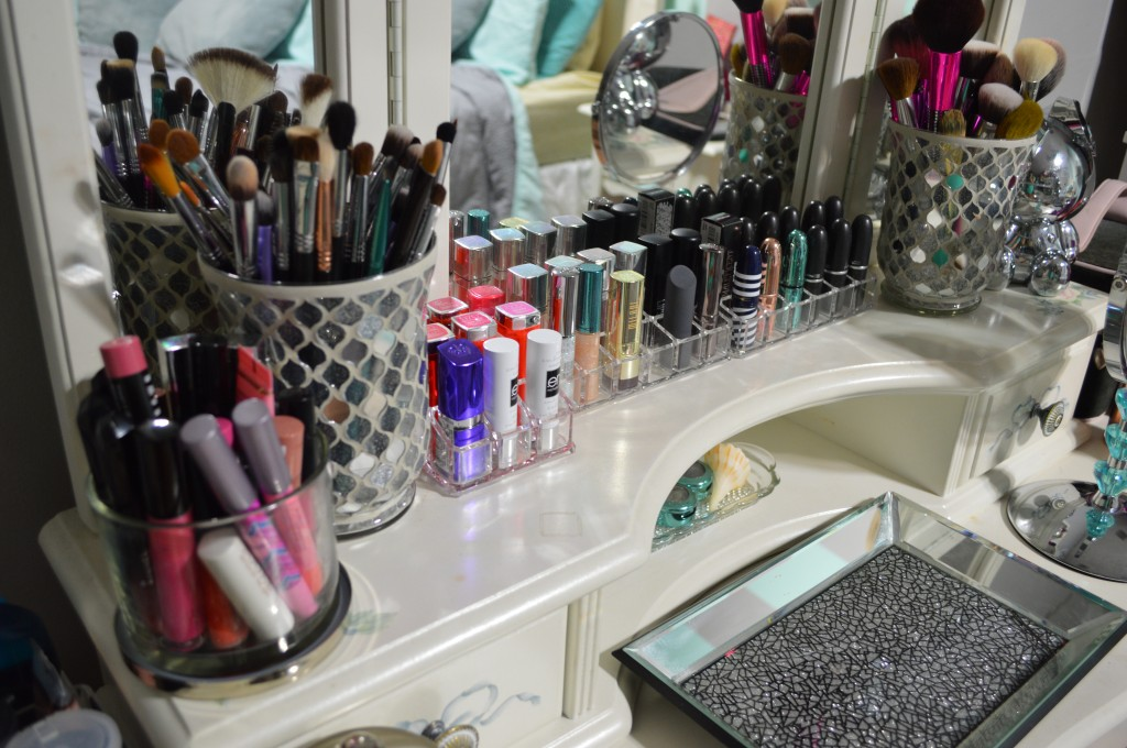 Love Organizing : My Vanity