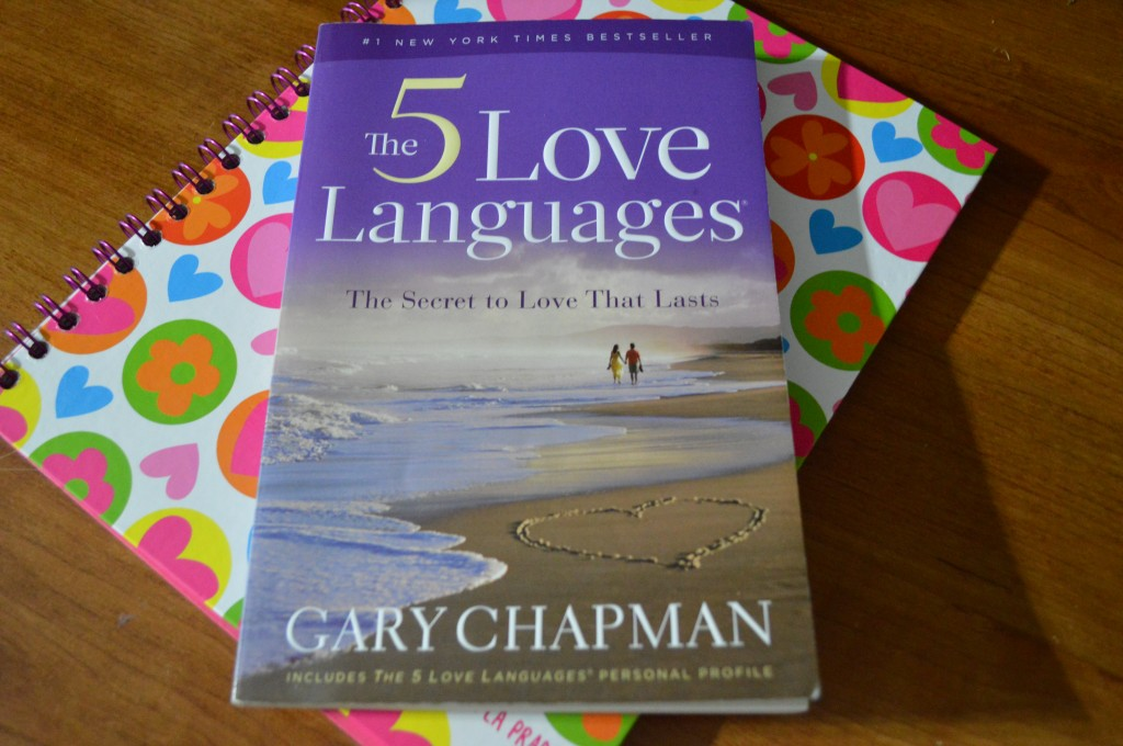 Books I Love : The 5 Love Languages