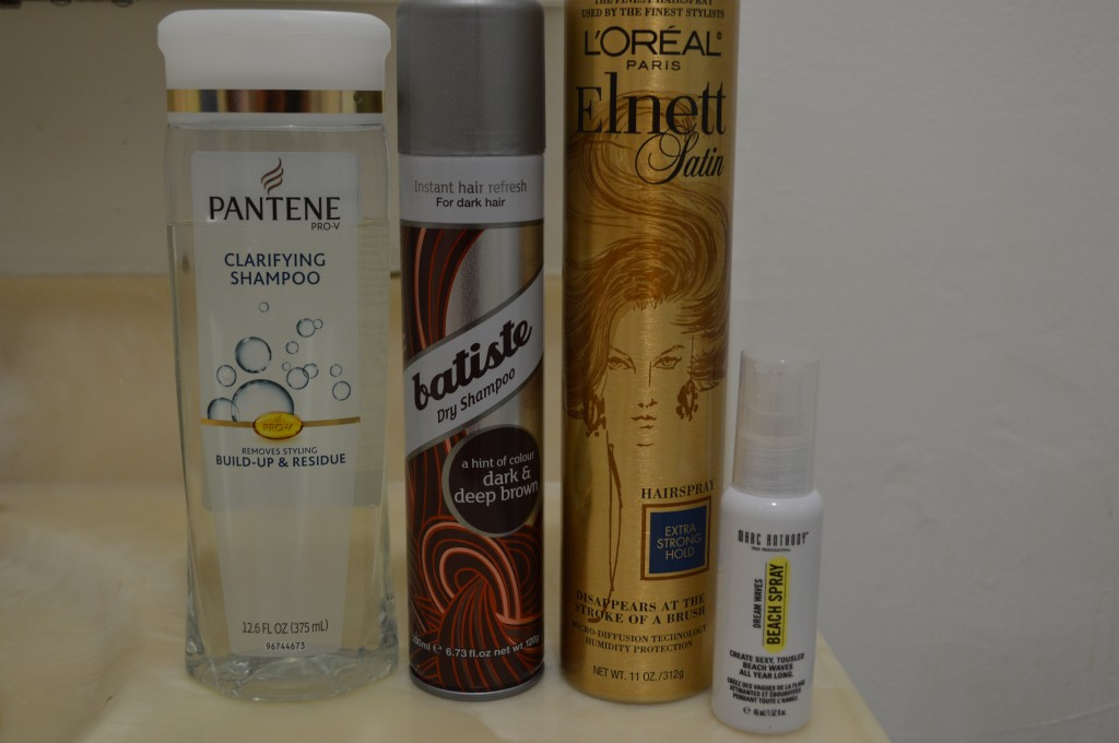New Hair Products