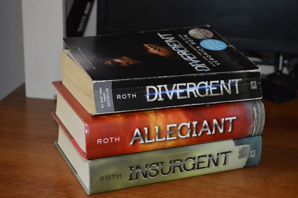Books I Love : Divergent Series