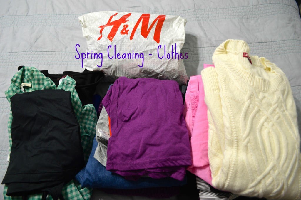 Spring Cleaning : Clothes