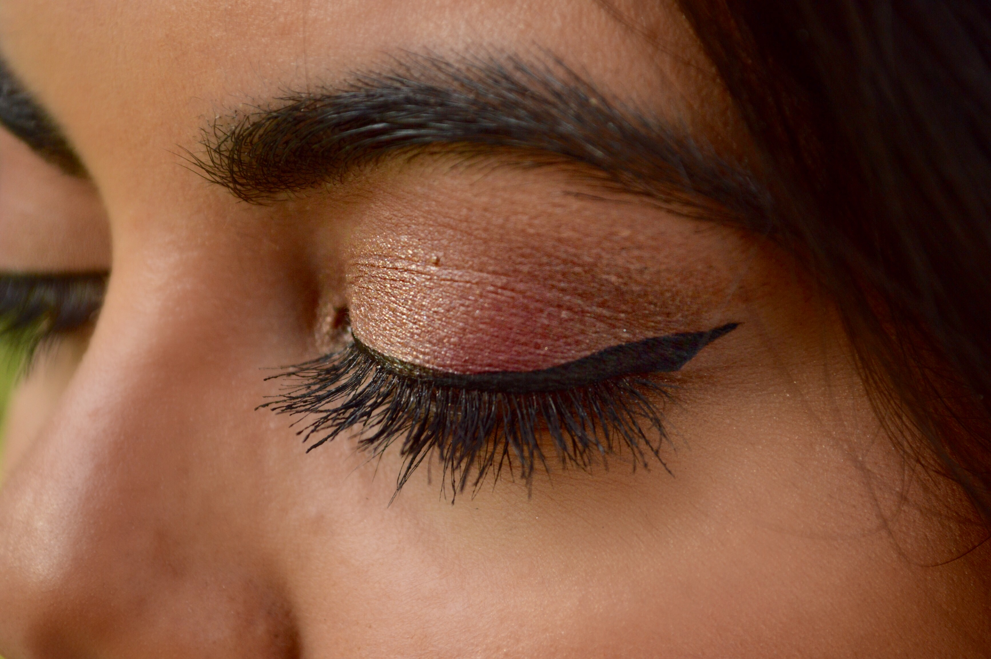 Berry Champagne Makeup Look Lets Fall In Love