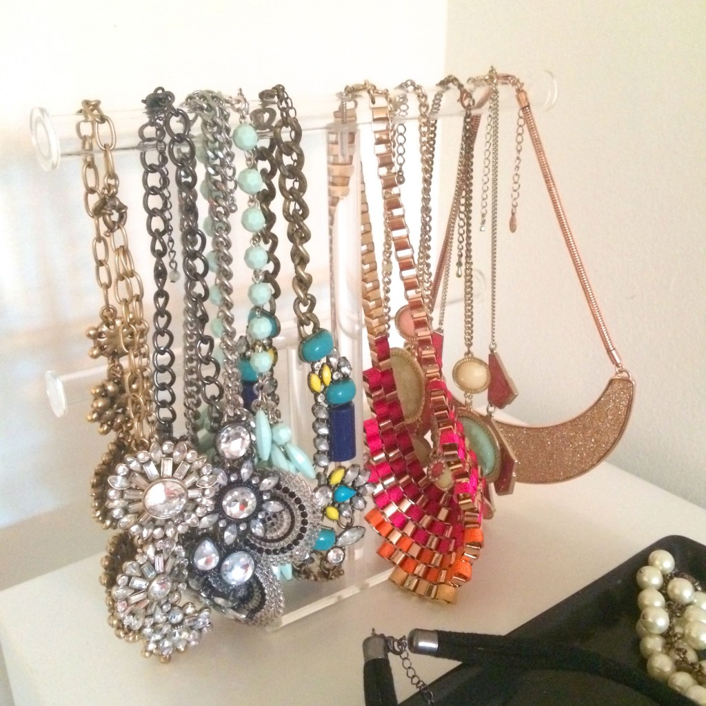Quick Fix : Necklace Organization