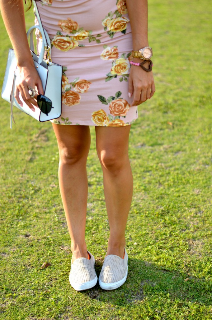 Blush Floral - Let's Fall in Love Blog