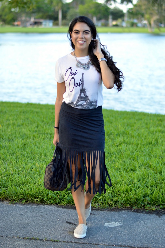Casual Fringe - Let's Fall in Love Blog