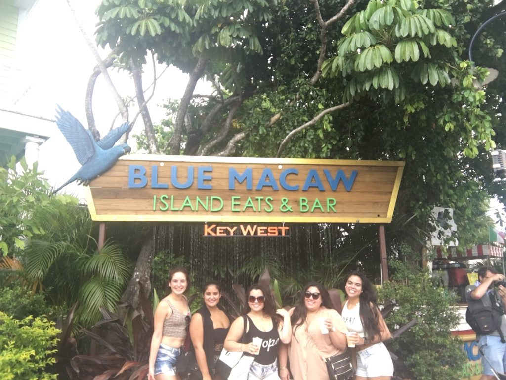 Girls Trip to Key West - Let's Fall in Love Blog