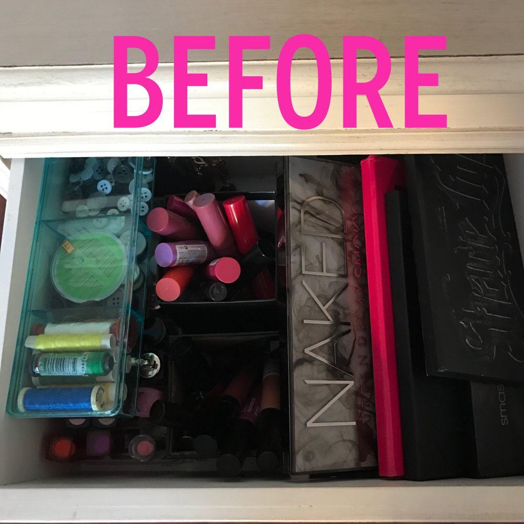 Makeup Storage - Let's fall in Love Blog
