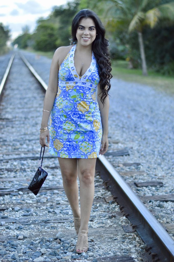 Lilly Pulitzer Dress - Let's Fall in Love Blog