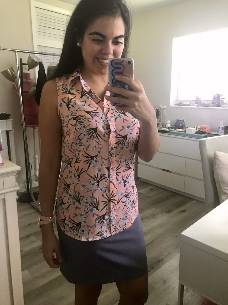 Office Clothes Haul - Let's Fall in Love Blog
