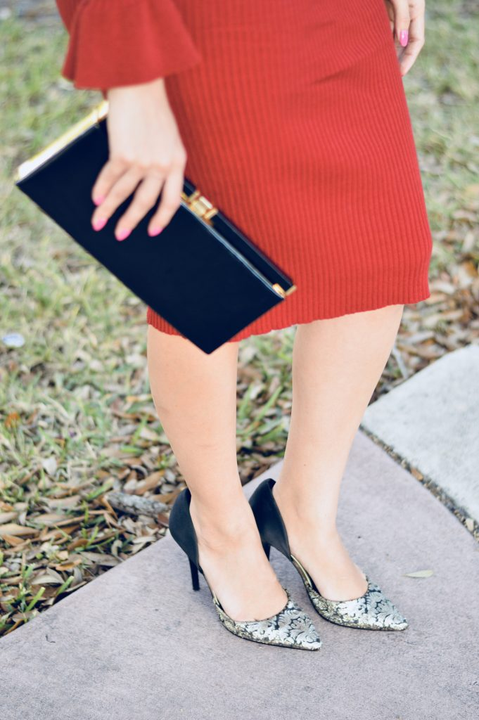 Perfect Red Dress - Let's Fall in Love Blog